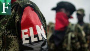 ELN paraliza el Catatumbo y asusta otras regiones