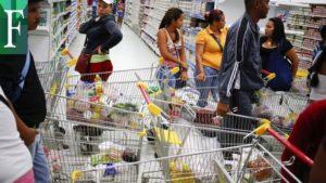 AN: La Canasta Alimentaria se ubicó en 18.382.068 bolívares en febrero