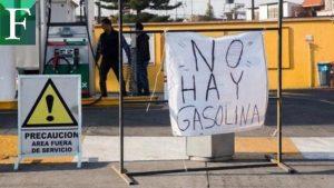 Al menos dos gasolineras se encuentran operativas en Caracas