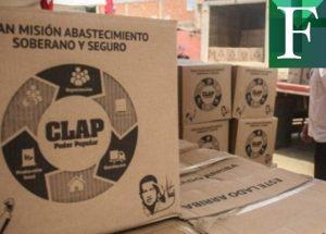 En diciembre se entregaron más cajas CLAP, pero con menos productos