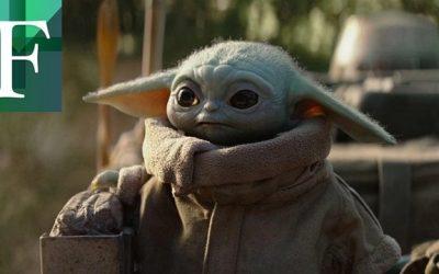 Baby Yoda, el fenómeno de Star Wars, ya tiene productos oficiales
