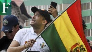 Candidato Boliviano propone alianza para vencer al partido de Morales
