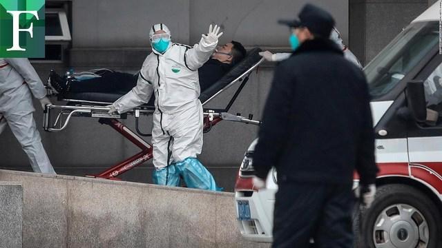 China se desmorona ante el coronavirus