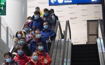 Coronavirus deja 800 muertos y supera el balance del SRAS