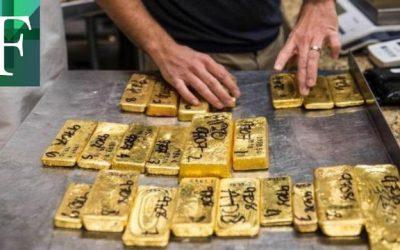 Aruba niega decomiso de oro venezolano