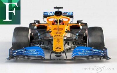 McLaren espera volver a hacer temblar la pista en 2020