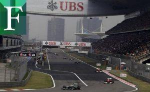 El Gran Premio de F1 en Shanghái se ve afectado por el coronavirus