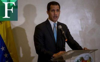 Guaidó presentó el Pliego Nacional de Conflicto