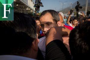 Hordas del chavismo dejan claro que no hay posibilidades de cambio pacífico