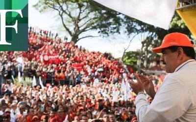 Maduro prepara demanda ante la CIJ contra EE.UU