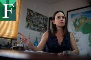 María Corina: Sanciones a Rosneft muestran que no hay vuelta atrás