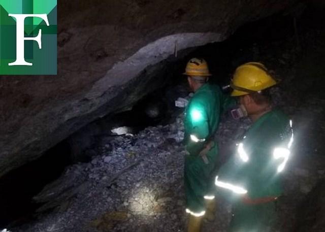Tres personas fallecieron en el derrumbe de una mina en El Callao