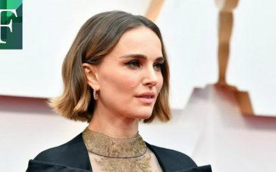 "Criticaron a Natalie Portman por atuendo ""feminista"""