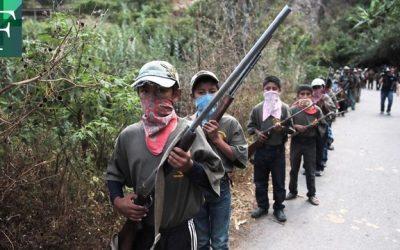 Guerrilla colombiana intervino 325 escuelas venezolanas