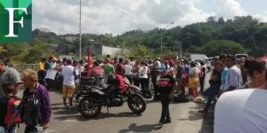 Guaidó asegura que las protestas en Táchira y Mérida son ejemplo de coraje