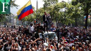 Una semana crucial para Guaidó