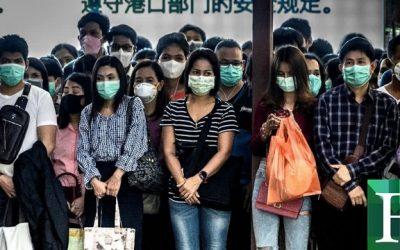 Muertos por coronavirus se elevan a 1.483 en China