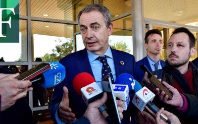 Rodríguez Zapatero: Delcy Rodríguez no entró a España