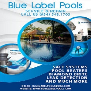 Blue Label Pools