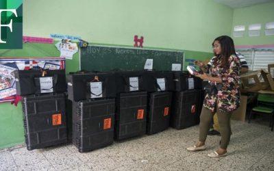 Crisis electoral en Dominicana a tres meses de presidenciales