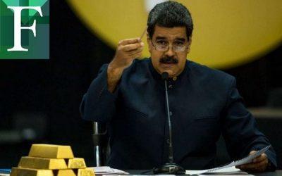 Aseguran que el régimen de Maduro trafica y vende oro en Suiza