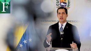 Guaidó: «La dictadura miente descaradamente»