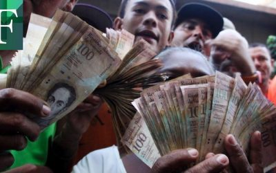 Venezuela, exterminio de poder adquisitivo