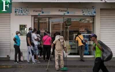 Comerciantes venezolanos se reinventan e intentan sobrevivir a la cuarentena