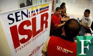ISLR, el reto para un sector privado paralizado