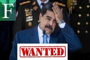 Estados Unidos acusa de Narcoterrorismo a Maduro y gobierno