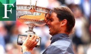 Roland Garros fue reprogramado para septiembre y octubre