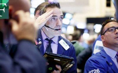 Wall Street terminó su peor semana desde 2008 y las Bolsas europeas subieron