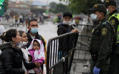 Abrieron corredor humanitario en frontera colombo-venezolana