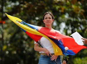 ¡Jamás le daremos tregua al mal!;      María Corina Machado