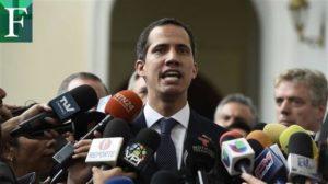 Guaidó: El mundo no convalidaría falsas elecciones