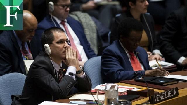 """Régimen de Maduro pide a la ONU investigar la """"violencia colombiana"""" contra Venezuela"""