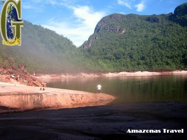 El desconocido lago Leopoldo en el Amazonas