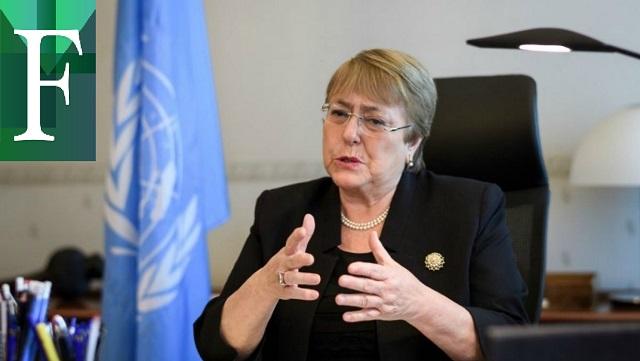 """Foro Penal pidió a Bachelet ser """"un poco más dura"""""""