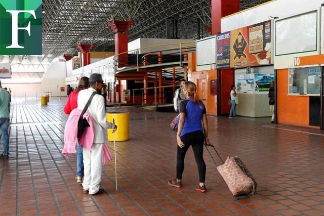 Terminales terrestres abrirán el 30 de noviembre