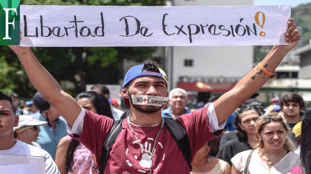 Medios y ONG están de nuevo en la mira del régimen de Maduro