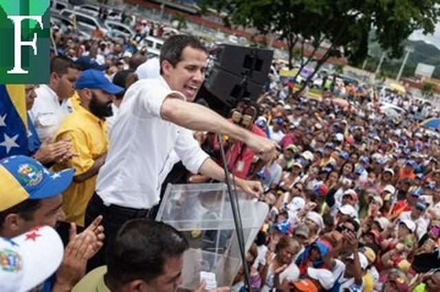 Guaidó convoca a las calles para este 14 de marzo