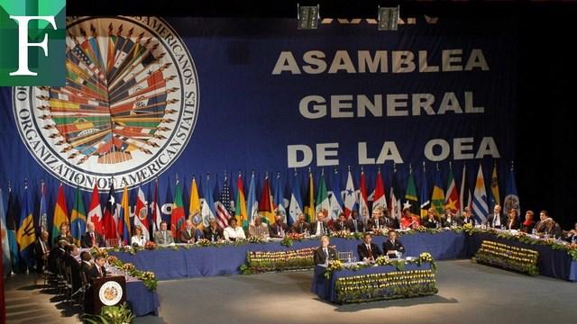 """OEA aprobó resolución para Venezuela que desconoce """"elecciones"""" del 6D"""