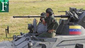 Expulsados 302 oficiales de la Fuerza Armada Nacional