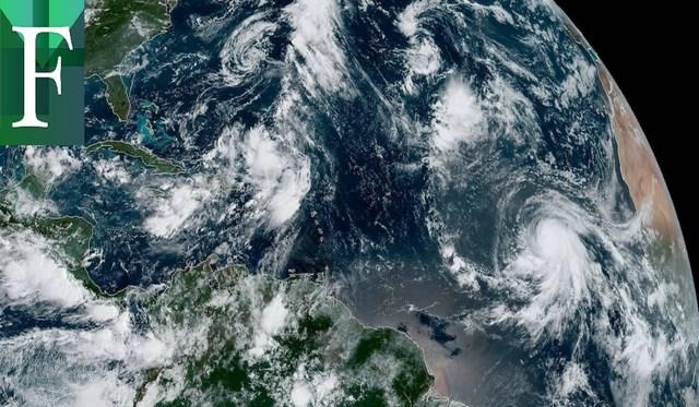 Huracán Sally amenaza EE. UU. con inundaciones mortales