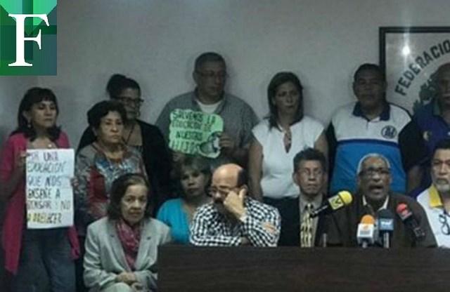 Trabajadores públicos en Venezuela ganan alrededor de 3 dólares mensuales