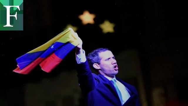 Guaidó llama a reactivar la protesta