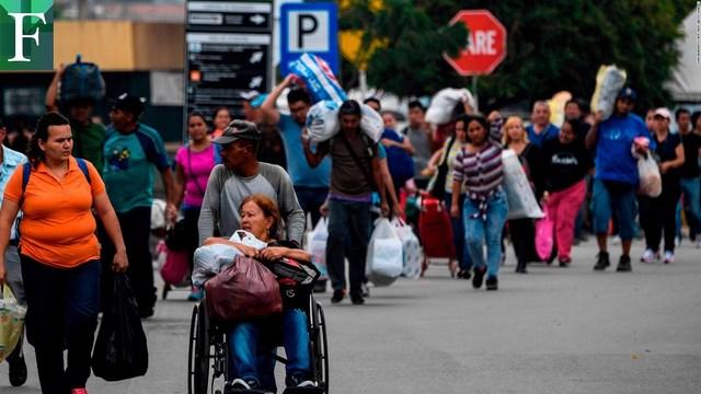 Gobierno interino extiende a Panamá su plan para apoyar a la diáspora