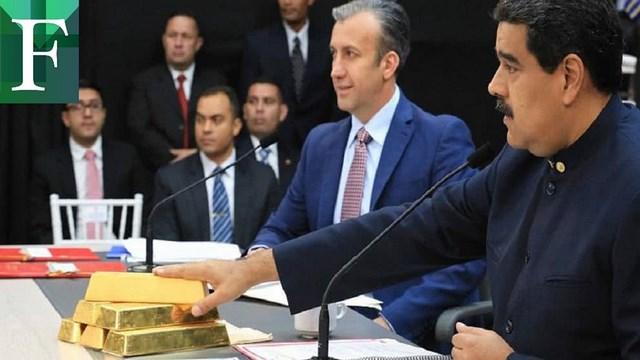 Según Reuters: Maduro sustrajo otras seis toneladas de oro del BCV