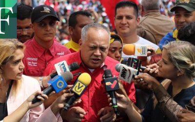 Cabello justificó violencia en Maiquetía