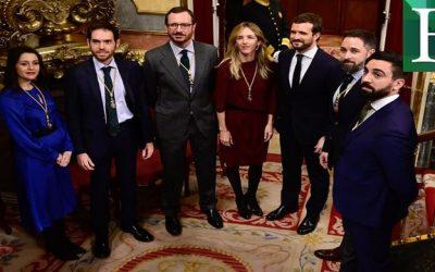 Exigen dimisión del gobierno de Sánchez por Delcygate